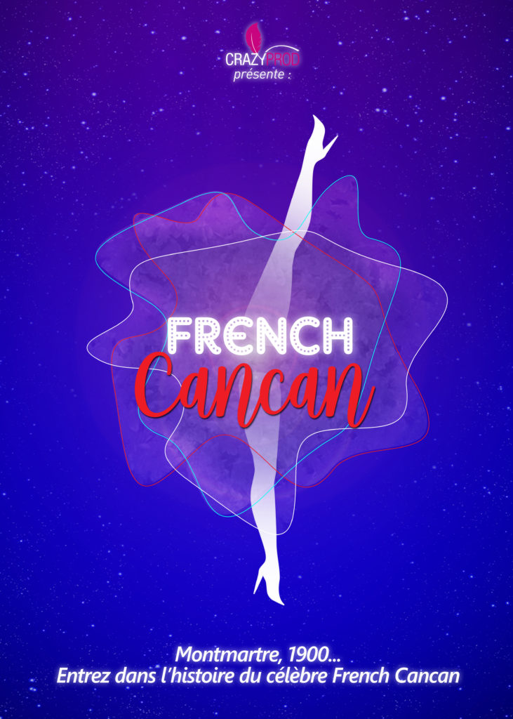 spectacle french cancan le show